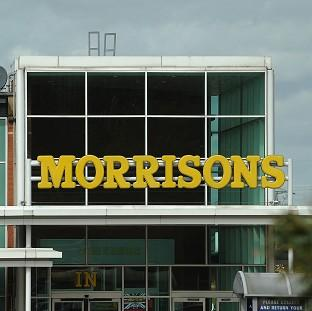 A Morrisons worker has been arrested over the theft of payroll data