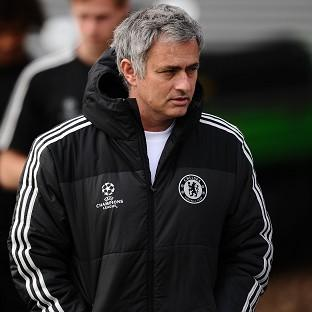 Jose Mourinho, pictured, believes Didier Drogba will return to Chelsea one day