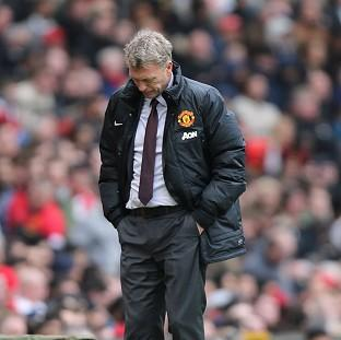 David Moyes faces an uphill task to reach the Champions League quarter-finals