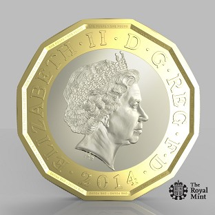 New £1 coin to beat counterfeiters