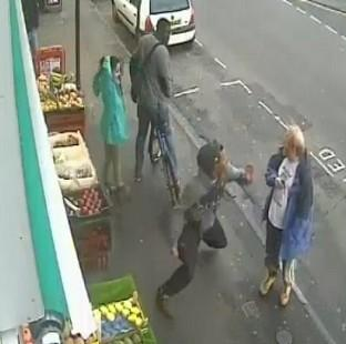Andover Advertiser: The single punch thrown by Lewis Gill which killed Andrew Young was caught on CCTV
