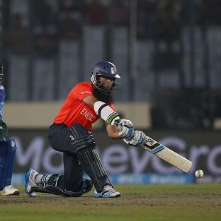 Moeen Ali top-scored with 46 for England against India