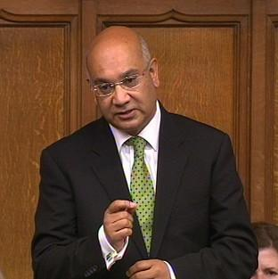 Keith Vaz said the number of Bulgarians and Romanians coming in to the UK since the end of transitional controls appear rather more a trickle than a flood