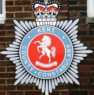 Kent Police say a driver has been arrested after the death of a cyclist