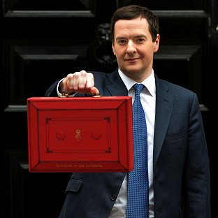 The Conservatives have surged in the opinion polls after Chancellor George Osborne's Budget