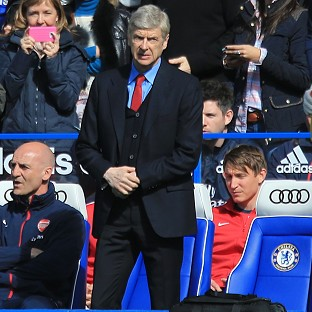 Arsene Wenger described the defeat as