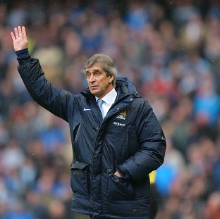 Manuel Pellegrini was thrilled with his side's display