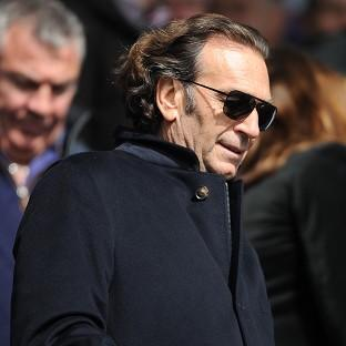 Massimo Cellino has been refused permission to take over Leeds