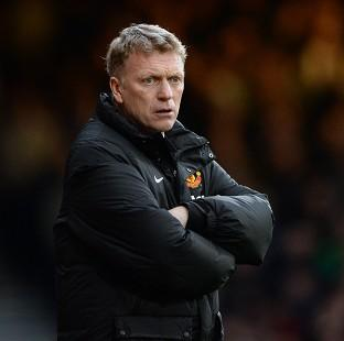 Andover Advertiser: Manchester United's David Moyes believes his side can be a match for Manchester City