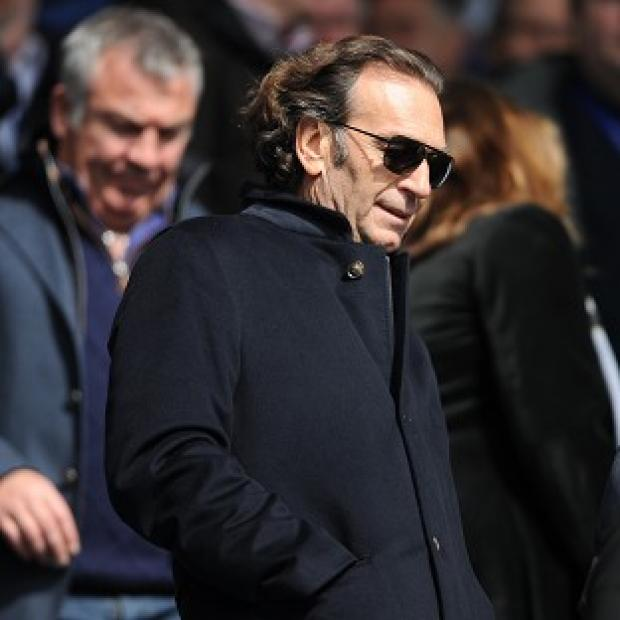 Andover Advertiser: Massimo Cellino has been prevented from taking over at Leeds