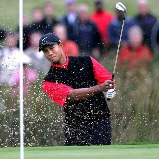 Andover Advertiser: Tiger Woods is struggling with a back injury and there are doubts about his participation at Augusta