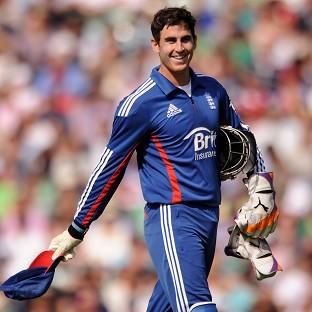 Craig Kieswetter, pictured, replaced the injured Luke Wright in England's T20 squad