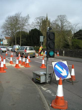 Road works to start in Kings Worthy could affect A33 traffic