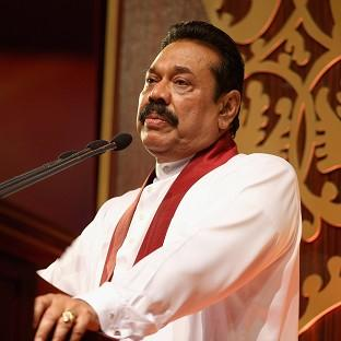 In November, Prime Minister David Cameron warned Sri Lankan president Mahinda Rajapaksa he had until this month to set up a credible domestic inquiry into alleged atrocities