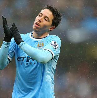 Samir Nasri joined Manchester City from Arsenal in 2011
