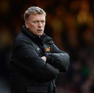David Moyes, pictured, believes Sir Alex Ferguson would have also struggled with the current Manchester United squad this season