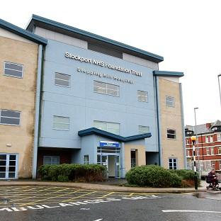 Victorino Chua, 48, has been charged over offences allegedly committed at Stepping Hill hospital