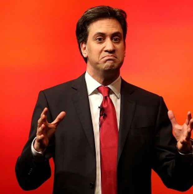 Andover Advertiser: Labour leader Ed Miliband accepts that there are issue with the NHS in Wales