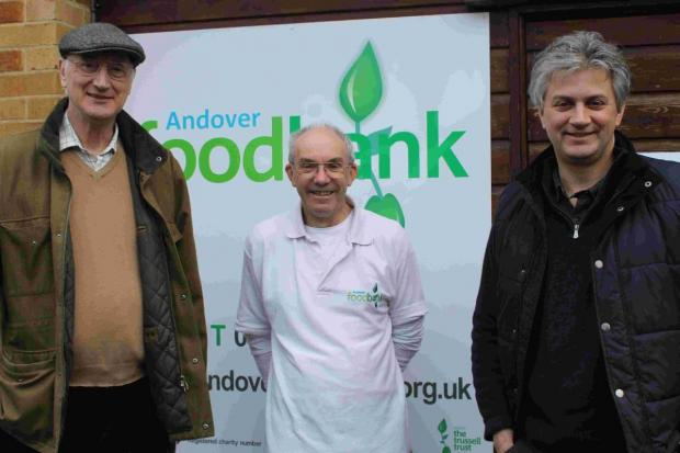 Andover Advertiser: Food charity banking on more help