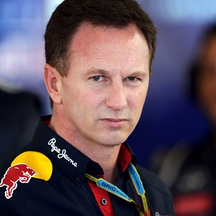Christian Horner says Mercedes 'are in a strong position at the moment'
