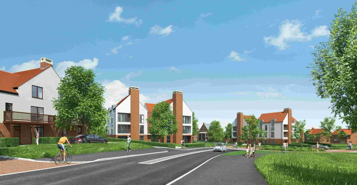 Design plans released for Barton Farm development