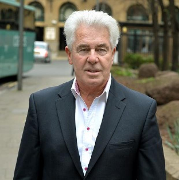 Andover Advertiser: Max Clifford arrives at Southwark Crown Court