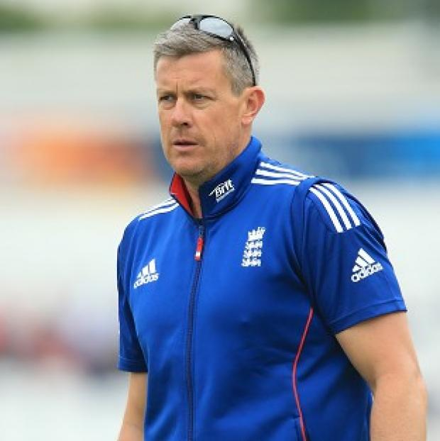 Andover Advertiser: Ashley Giles, pictured, is the right man for the England job, according to Steve Harmison
