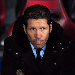 Diego Simeone heaped praise on his team following the draw with Barca