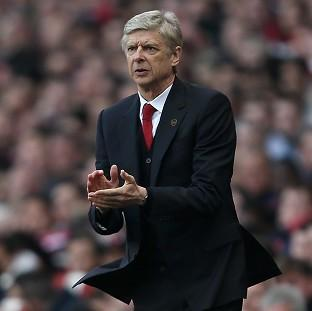 Andover Advertiser: Arsene Wenger has yet to commit his future to Arsenal