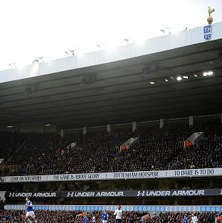 White Hart Lane has been Tottenham's home since 1899