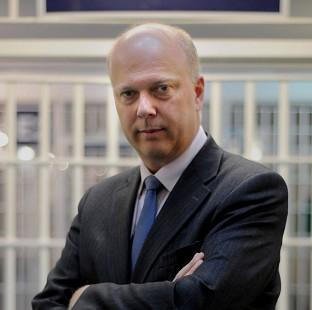 Andover Advertiser: Justice Secretary Chris Grayling said bailiffs who failed to play by the new rules would be banned