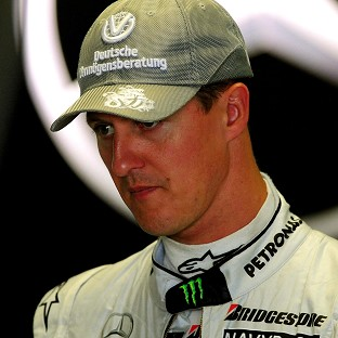 Michael Schumacher sustained severe head injuries in a skiing accident at the end of December