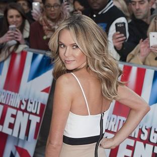 Britain's Got Talent judge Amanda Holden hasn't completely ruled out a career in p
