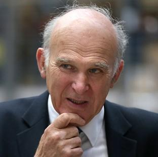 Andover Advertiser: Business Secretary Vince Cable who is being recalled to the business select committee on April 29 to give further evidence over the privatisation of the Royal Mail