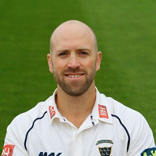Matt Prior was back to form at Hove with the first century of the new county championship season
