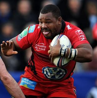 Steffon Armitage has been in outstanding form for Toulon