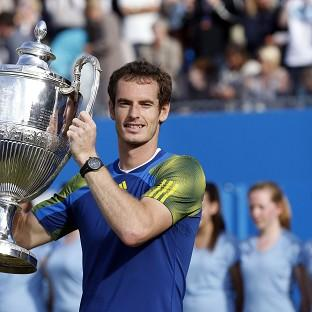 Andy Murray will focus on his search for a new coach over the next few weeks