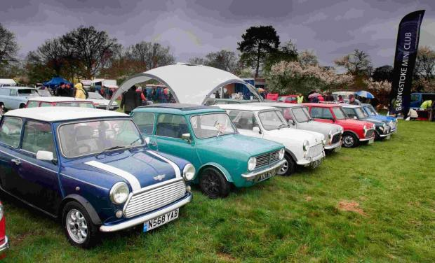 Andover Advertiser: Welcome return of car show