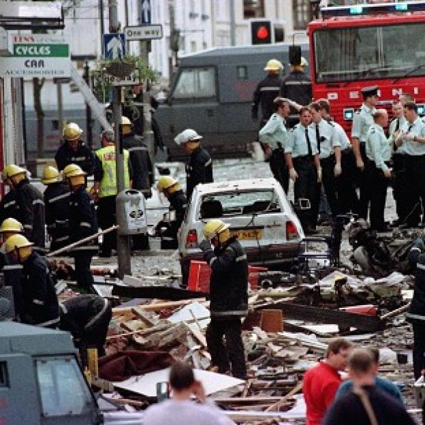 Andover Advertiser: The Omagh bomb in August 1998 killed 29 people