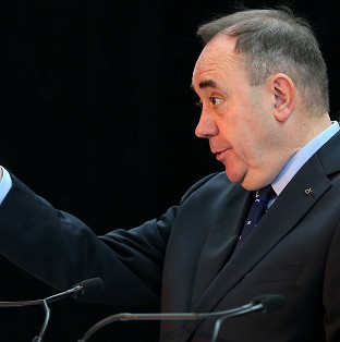 Salmond: It is time to say Yes