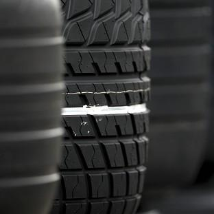About 1.5 million drivers have purchased tyre