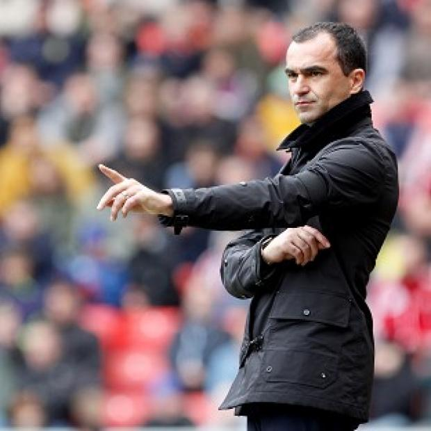Andover Advertiser: Roberto Martinez always thought his side were capable of finishing fourth