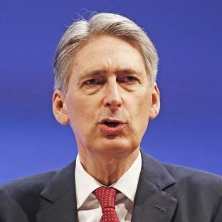 Philip Hammond said a Yes vote in September would result in 'long and protracted negotiations' over defence issues