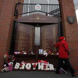 The Hillsborough memorial service will take place on Tuesday
