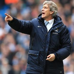 Manuel Pellegrini refuses to be downcast following Sunday's defeat to Liverpool
