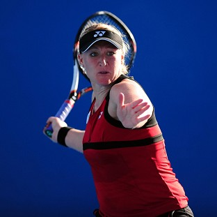 Elena Baltacha was diagnosed with liver cancer in March