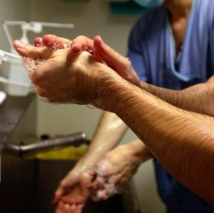 "Andover Advertiser: Doctors and nurses have been urged to ""redouble"" hygiene efforts."