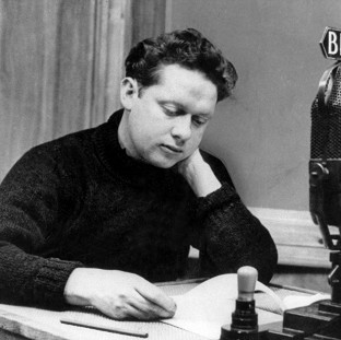 Under Milk Wood was written by Dylan Thomas.