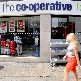 Co-op warning after £2.5bn losses