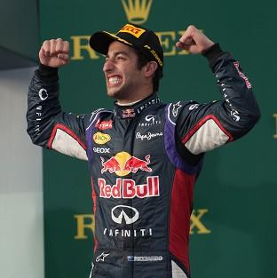 Daniel Ricciardo's joy in Melbourne was short-lived